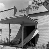 Indianhead Doorway