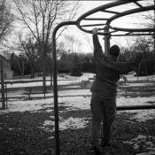 John at the park