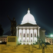 Madison State Capital Building 2