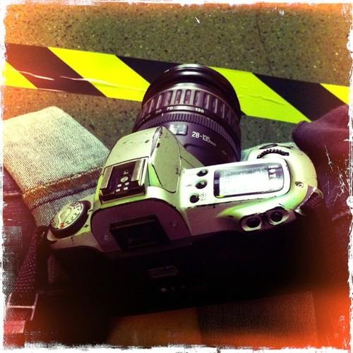 Analog derby night (Canon Rebel G 35mm) #365 #day95